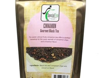 Cinnamon Black Tea, 20 Tea Bags