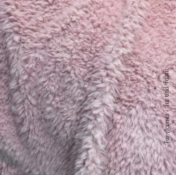 Premium Faux Fur Fabric