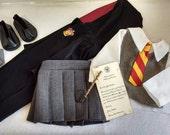 Doll Clothes for American Girl, Hogwarts Uniform