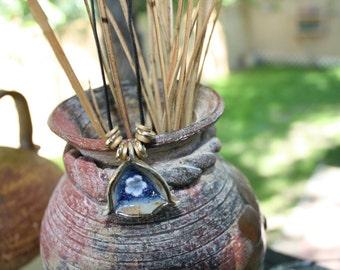 ceramic charm necklace