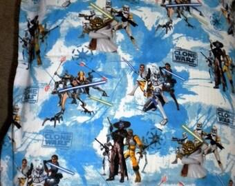 Star Wars Pillowcase, The Clone Wars Pillowcase, Star Wars - The Clone Wars Pillowcase, Standard Size Pillowcase