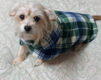 Fleece Doggie Coat
