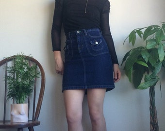 Tommy Girl Denim Skirt