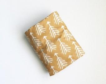 Crib Sheet Mustard Boho Arrows. Fitted Crib Sheet. Baby Bedding. Crib Bedding. Minky Crib Sheet. Crib Sheets. Arrow Crib Sheet.