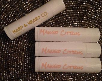 Mango Citrus Chapstick