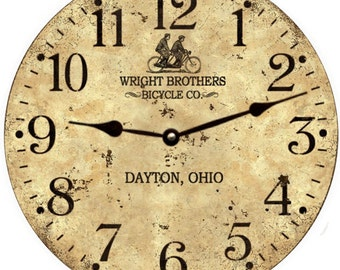 Wright Brothers Clock