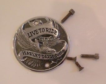 Harley Davidson Plaque
