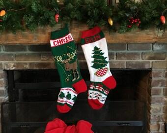 Christmas Wedding Gift Stockings