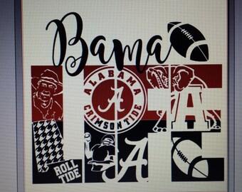 Bama Life shirt