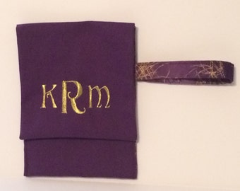 Small Clutch Purse with strap
