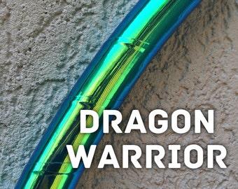 The Dragon Warrior~~~Custom Polypro Hoop