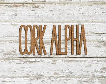 ABC 123: Cork Alpha