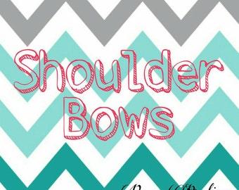 Add Shoulder Bows
