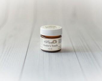 Healer's Touch salve 0.9 oz jar