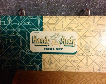 Handy Andy Tool Set (Box Only)