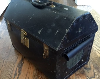 Vintage Pet Carrier
