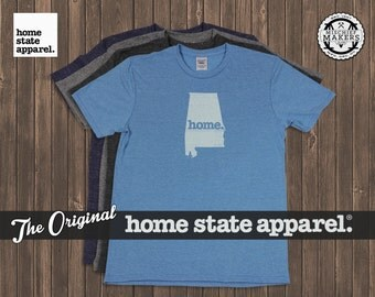Alabama Home. shirt- Men's/Unisex