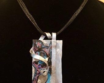 Modern Twist Necklace