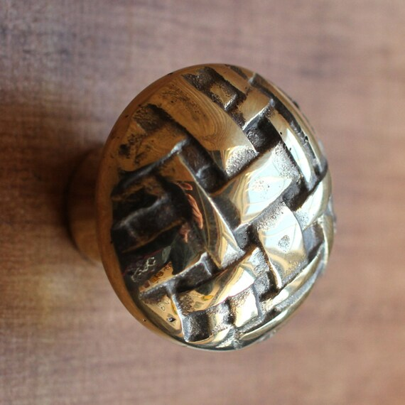 Solid Brass Antique Style Victorian Cabinet Knobs ~ Rustic ...