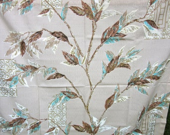 Barkcloth curtains - Vintage – Etsy CA