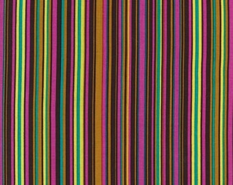 Michael Miller Fabrics - Play Stripe Forest - CX3137-FORE-D