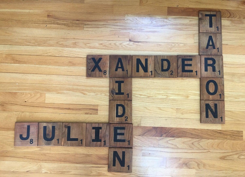 Large Scrabble Tiles Scrabble Wall Tiles Large Scrabble
