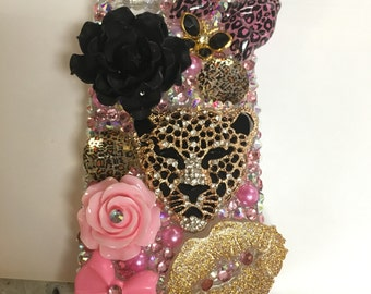Bling iphone 5 case.