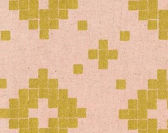 CANVAS- Tile Rose Mettalic Gold - MESA
