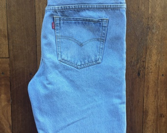 Levi Strauss Washed out Denim Jeans 34/34
