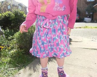 Abigail Skirtie - crochet pattern