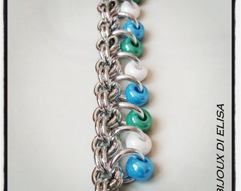 Chainmail bracelet 1