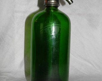 Vintage Seltzer/Soda Bottle