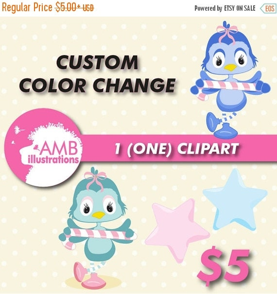 Cheap Design Changes That Have: 80%OFF Custom Color Change For 1 One By AMBillustrations