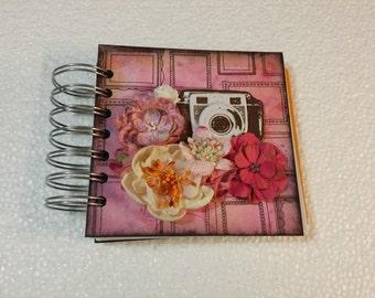 Mini Scrapbook Album - 053