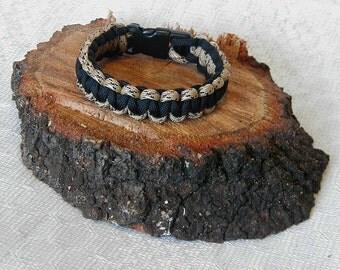 Paracord Bracelets Camo and Black