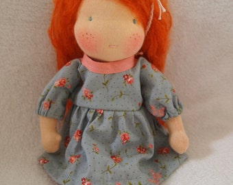 Kelly Handmade Waldorf Doll 25cm (10in)