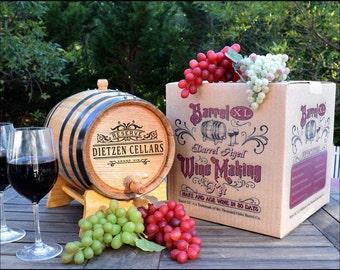 Barrel XL™ Wine Making Kits