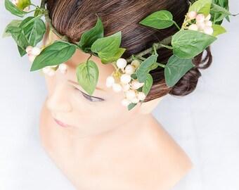 "Jewelry-Wedding Crown ""Jordanna"" for wedding"