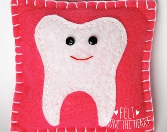 Tooth Fairy Pillow Girl