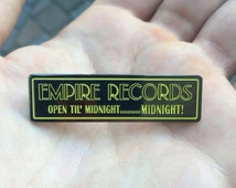 Empire Records Presale Hat Pin(FREE SHIPPING/TRACKING)