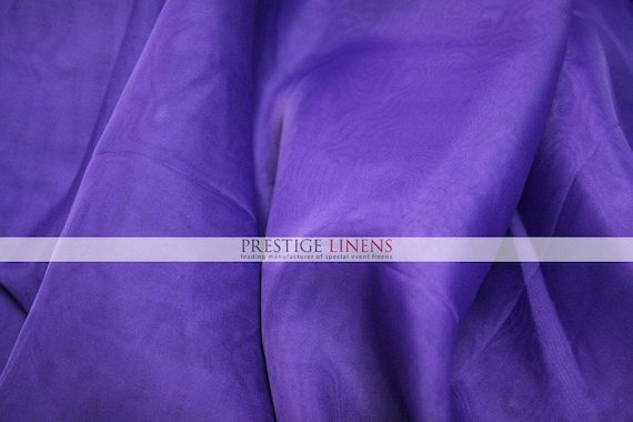 Purple Curtains For Nursery PVC Fabric by the Yard