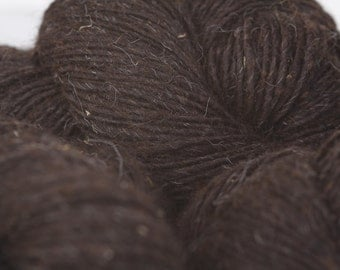 BLANKET WEIGHT Navajo Churro yarns are back!  5 natural colors sold in 4 oz skeins/188yds