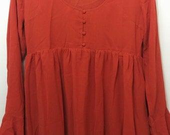 Blood Orange Dress