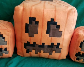 Pumpkin plush toy