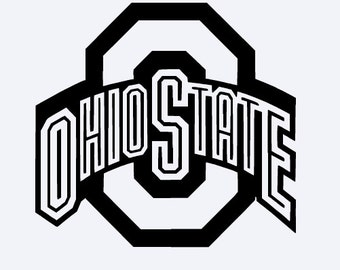 Ohio State vinyl decal