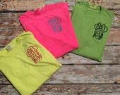 Monogrammed Minnie Mouse Comfort Color T-Shirt ~ Disney T-Shirt ~ Super cute ~ Disney Vacation Tshirt ~ Disney Family Vacation T-Shirts