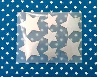 7 set reflex iron star