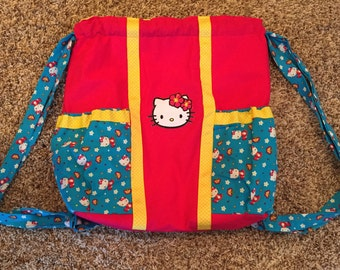 Hello Kitty Backpack!