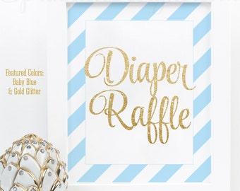 raffle sign ideas