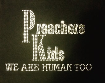 Preacher Kids- We Are Human Too